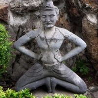 yoga ermitaño
